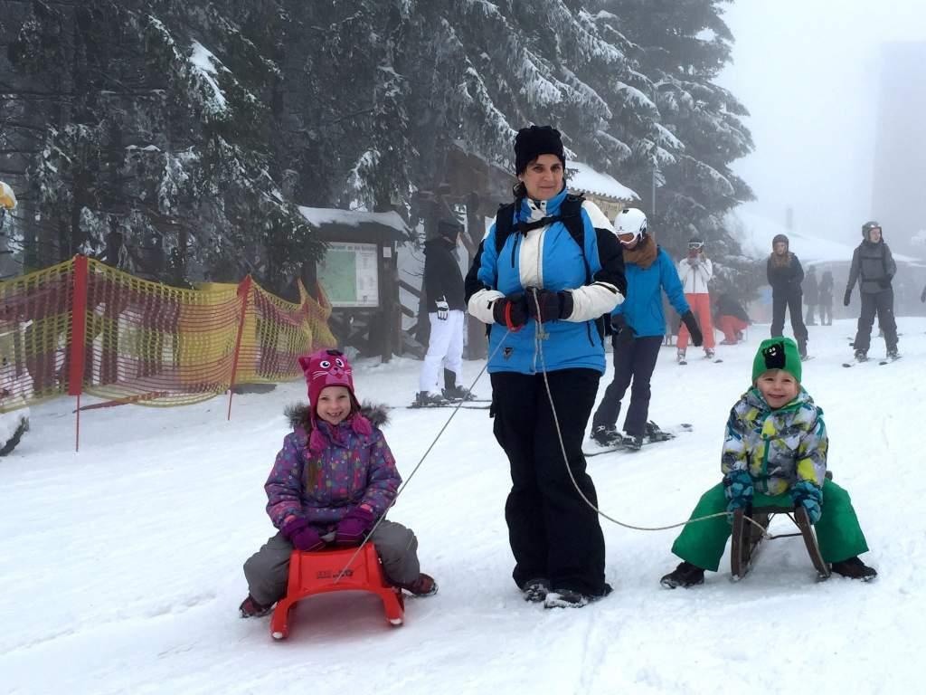 Mit den Kindern im Harz